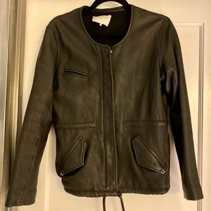 Iro Bria leather Jacket